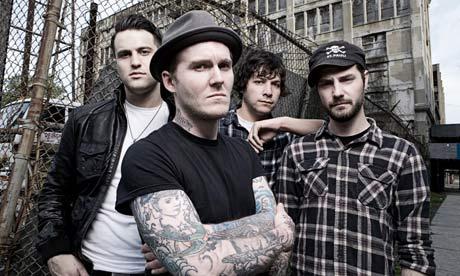 The Gaslight Anthem mixen neues Album 'Handwritten'