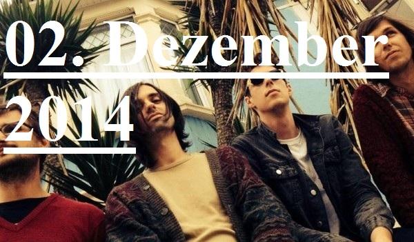 Das Jahr 2014 in Platten mit Mile Me Deaf Kalender