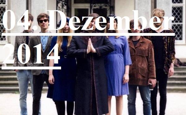 Das Jahr 2014 in Platten mit Polkov Kalender