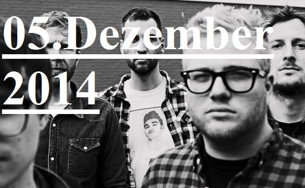 Das Jahr in Platten mit The Tidal Sleep Kalender