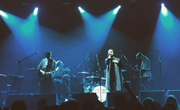 Everything Everything Live @ Gasometer