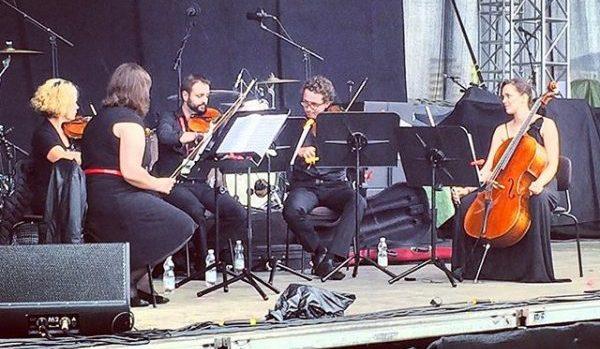 Bruckner Quintett Live 1