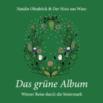 Natalie Ofenböck & Der Nino aus Wien – Das grüne Album