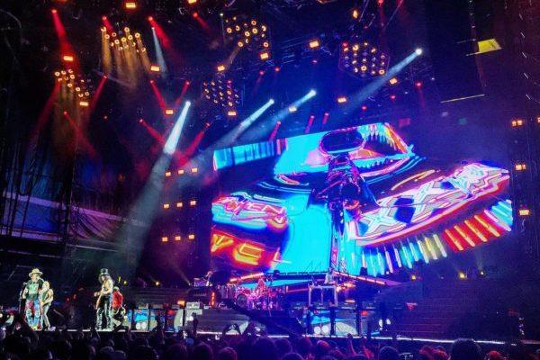 Guns 'N Roses Live 3