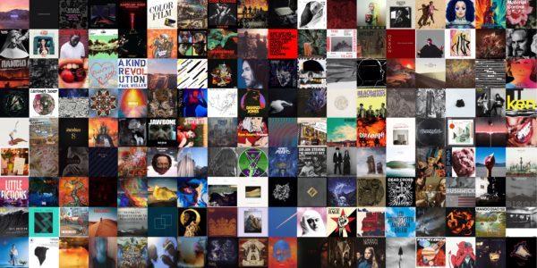 Die Alben des Jahres 2017: 40 bis 31